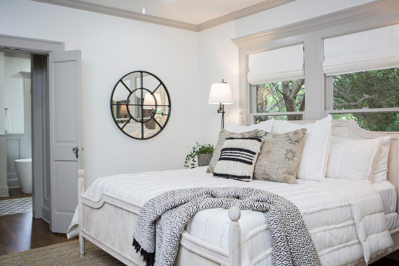 Joanna Gaines Best Advice For Designing A Relaxing Master Bedroom Retreat