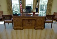 Secrets of the Oval Office's Resolute Desk, Used by Every ...