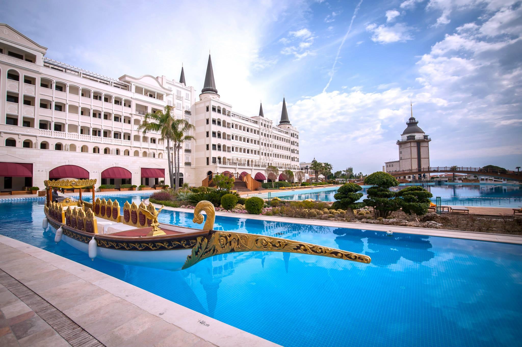 Hotel Mardan Palace Antalya Turkey