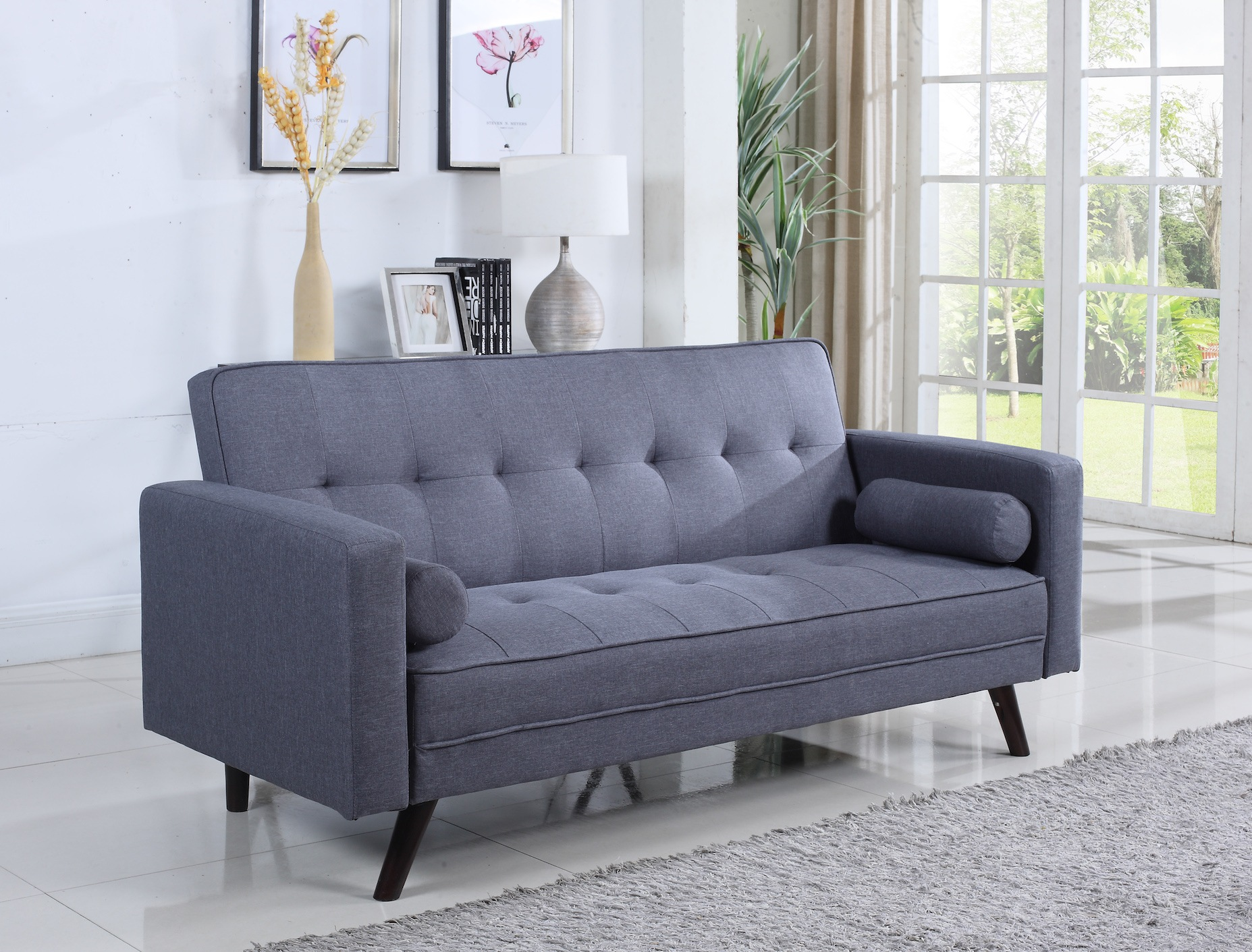 most affordable sleeper sofa coaster bed collection 7 of walmart 39s stylish furniture pieces that are