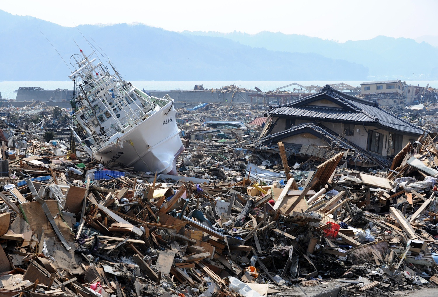 Japan Home To The Most Expensive Natural Disasters In