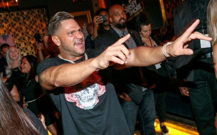 'Jersey Shore': Why Ronnie Ortiz-Magro Is Leaving Las ...