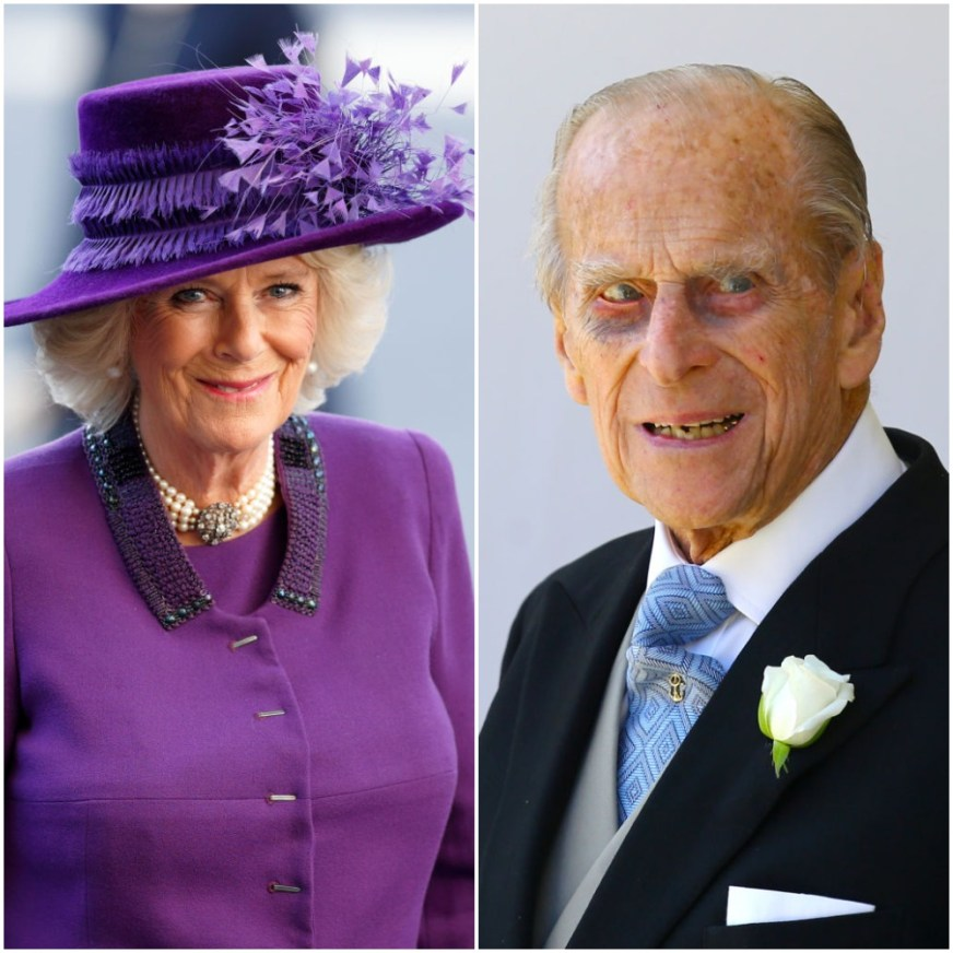 Why Camilla Parker Bowles Is Receiving a Higher Title Than ...