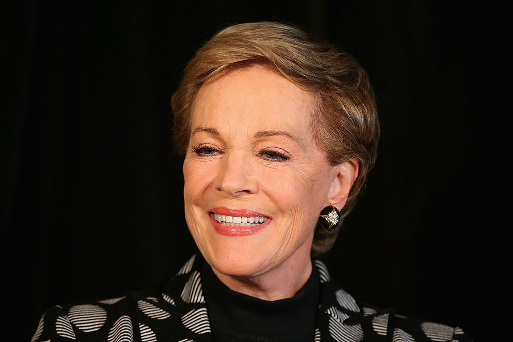 """Julie Andrews will speak to the media at a press conference ahead of her national tour on """"An Afternoon with Julie Andrews"""" on 16 May 2013."""