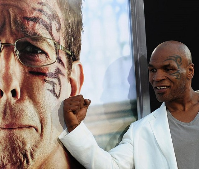 How Mike Tyson Ended Up In The Hangover Movies