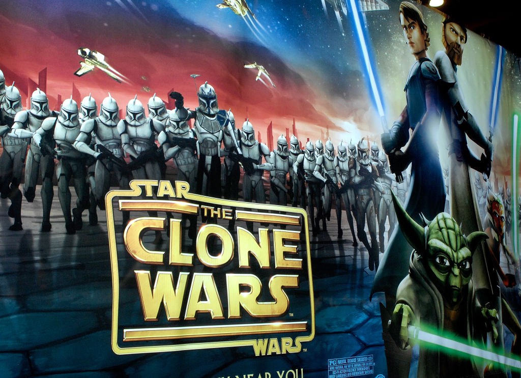 Here's How 'Star Wars The Clone Wars' Connects To 'The