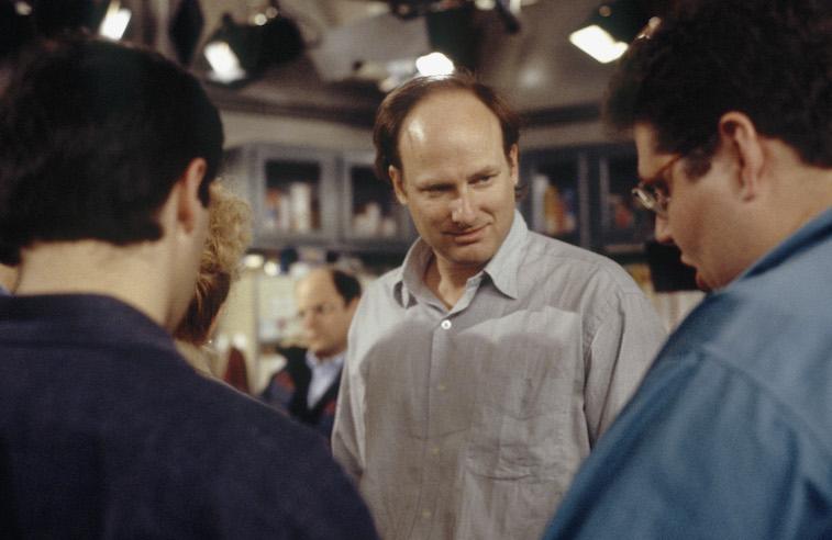 An episode of Seinfeld