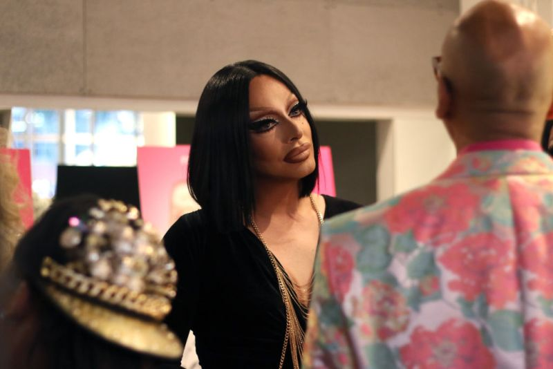 Makeup Artists Behind The Queen Of Drag