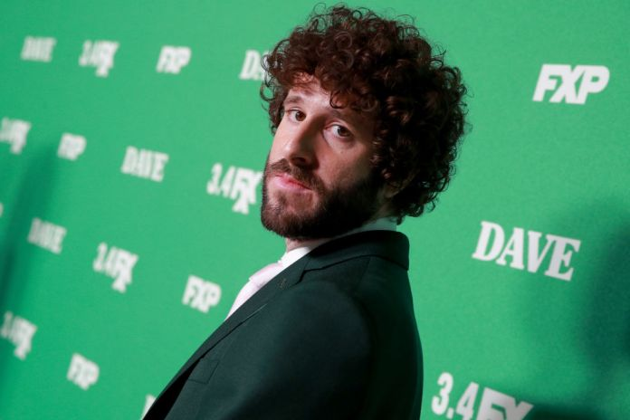 Dave Burd Lil Dicky 'Earth'