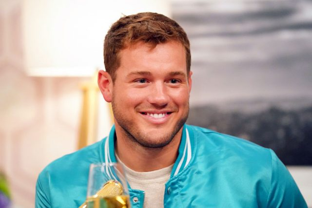 Colton Underwood Shed Light on Hannah Brown and Caelynn ...