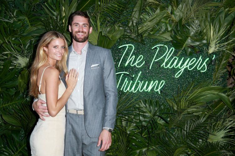 Who Is Kevin Love's Fiance Kate Bock?