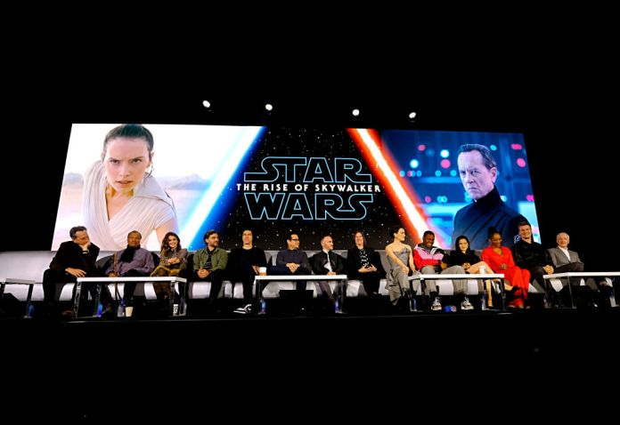 'Star Wars: The Rise of Skywalker' Cast and Team