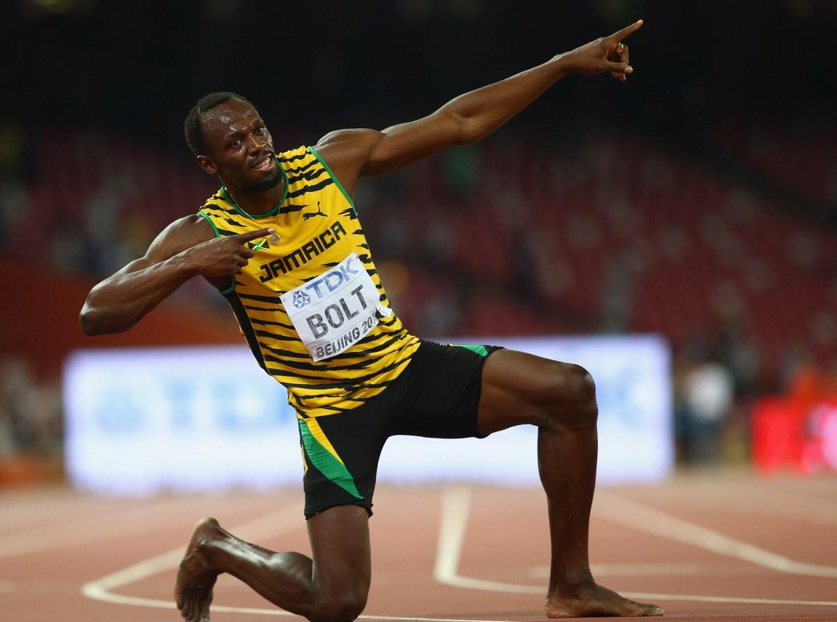 Who Is Usain Bolt's Girlfriend Kasi Bennett?