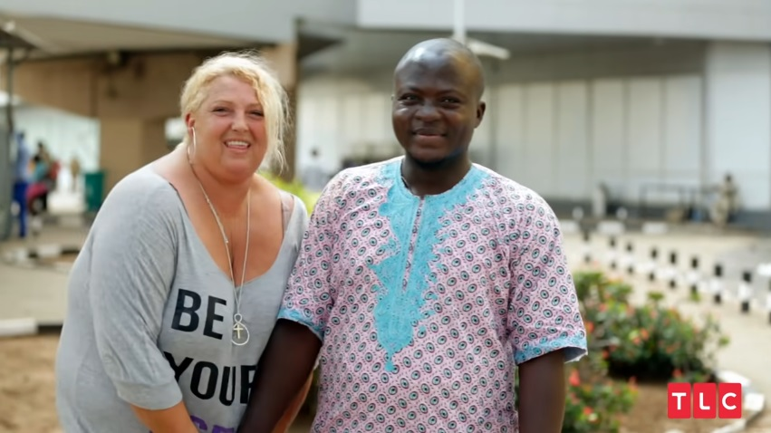 Angela Deem and Michael Ilesanmi from '90 Day Fiancé: Before the 90 Days'