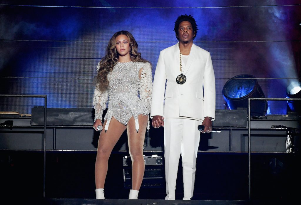 where are beyonce and jay z now