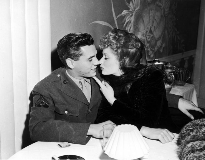 Desi Arnaz and Ball Lucille  Archives of William Grimes / Michael Ochs / Getty Images
