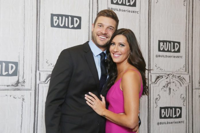 The 'The Bachelorette' couple Garrett Yrigoyen and Becca Kufrin