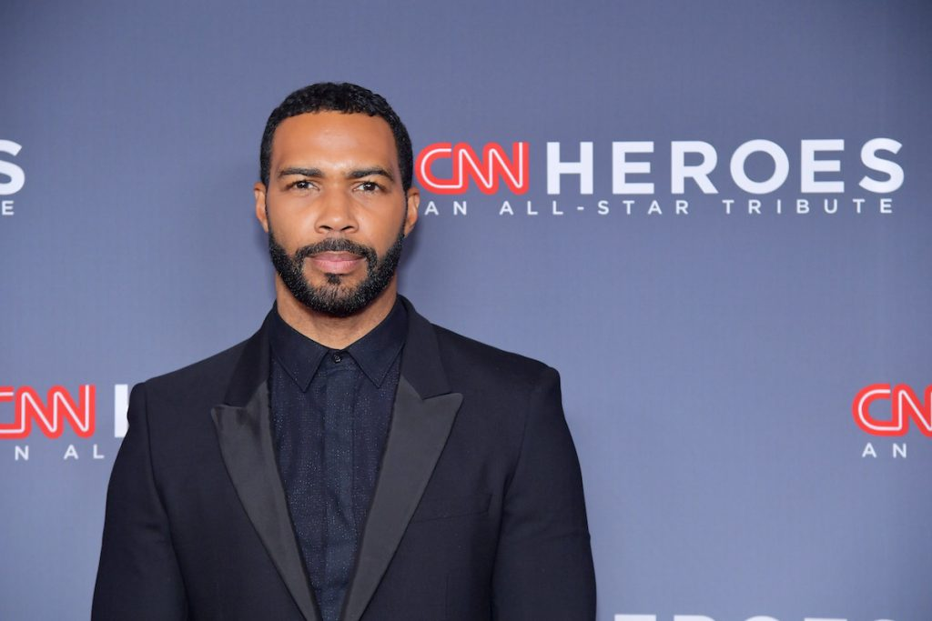 Omari Hardwick will attend CNN's 12th Annual Hero: All-Star Commendation at the American Museum of Natural History on December 9, 2018 in New York City