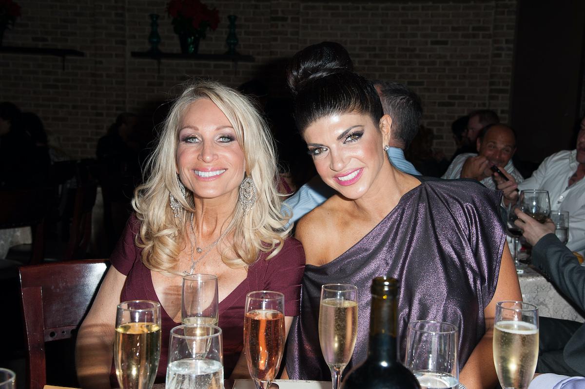 Teresa Giudice and Kim DePaola