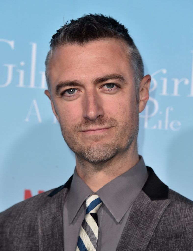 Sean Gunn attends the premiere of 'Gilmore Girls: A Year In The Life' at Regency Bruin Theater