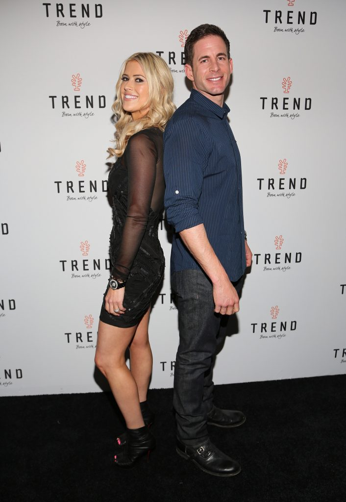 Christina Anstead and Tarek El Moussa will attend and event at Temple House on March 12, 2016 in Miami Beach, Florida