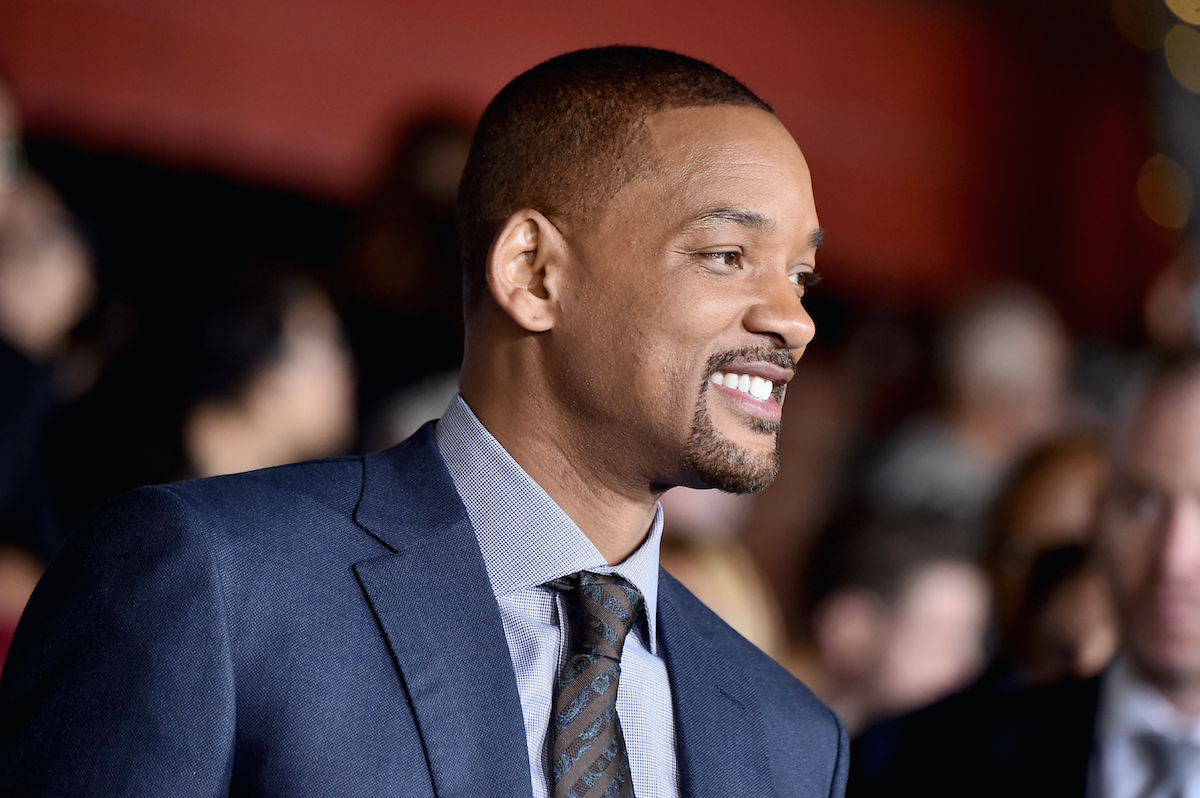 Will Smith at first sight 'Bright'
