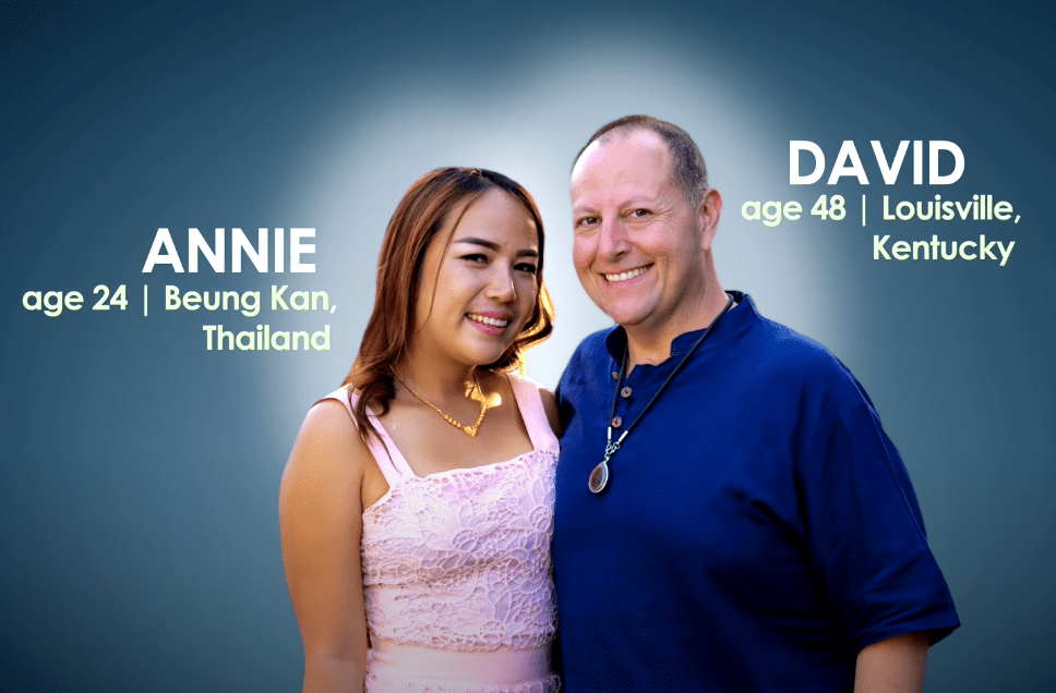 Annie Suwan and David Toborowsky of Fian 90 Days