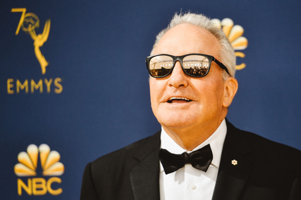 SNL creator Lorne Michaels at the Emmys