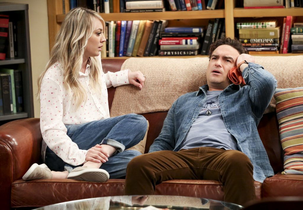 Penny and Leonard 's Big Bang Theory
