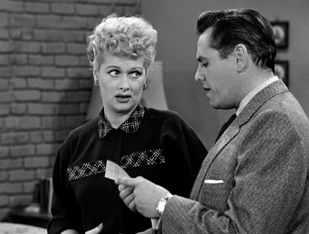 Member Lucille and Desi Arnaz  CBS Photo Archive / Getty Images