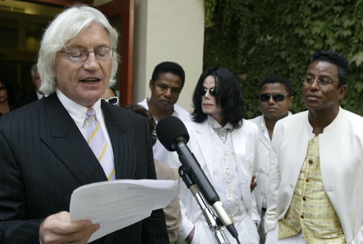Thomas Mesereau Jr., defense lawyer for Michael Jackson