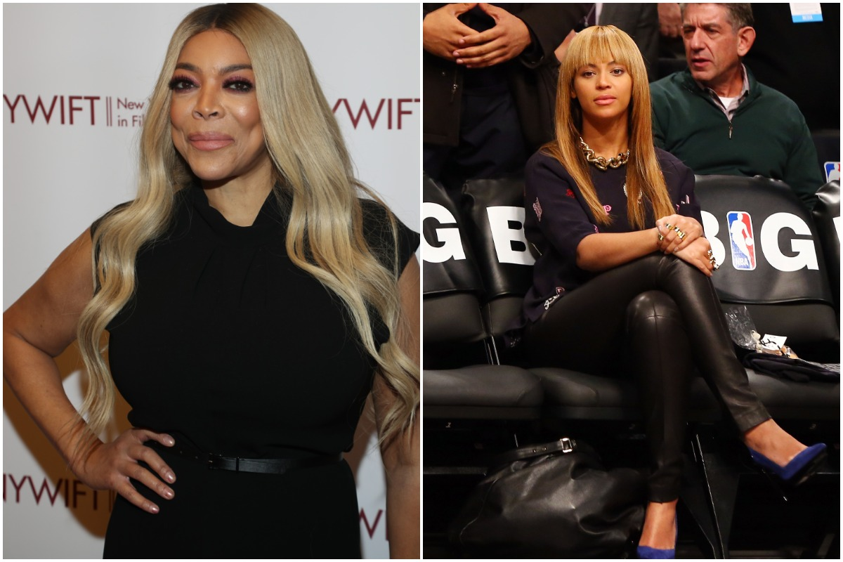 Wendy Williams will be attending the 2019 NYWIFT Annual Muse Awards at the New York Hilton Midtown on Dec. 10, 2019 in New York City. 2012 in the Brooklyn Burgh of New York City.  The Nets defeated the Knicks 96-89 in extra time.