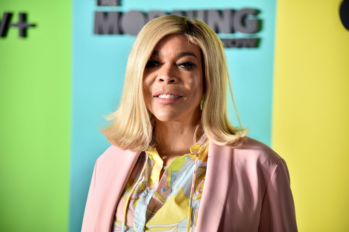 Wendy Williams attends Apple TV + 's