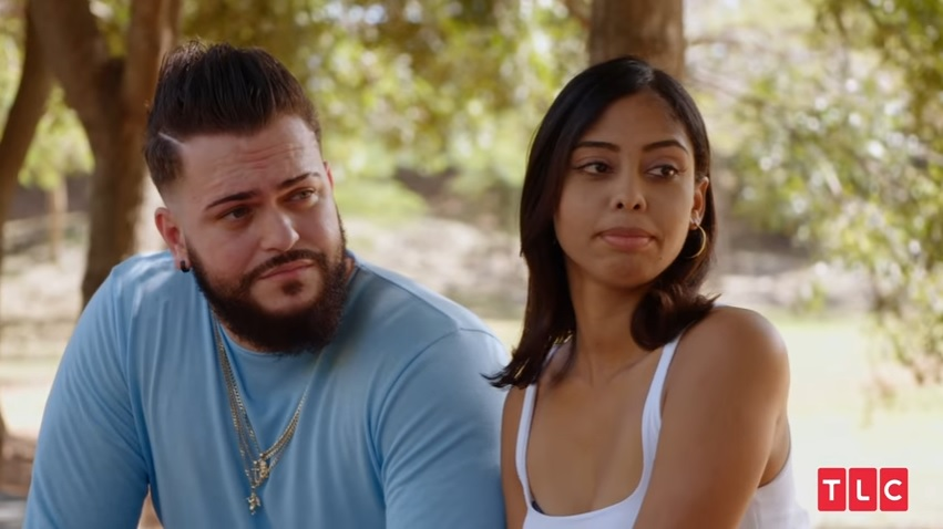Alejandro and Nicole in 'The Family Chantel' '90 Day Fiancé '