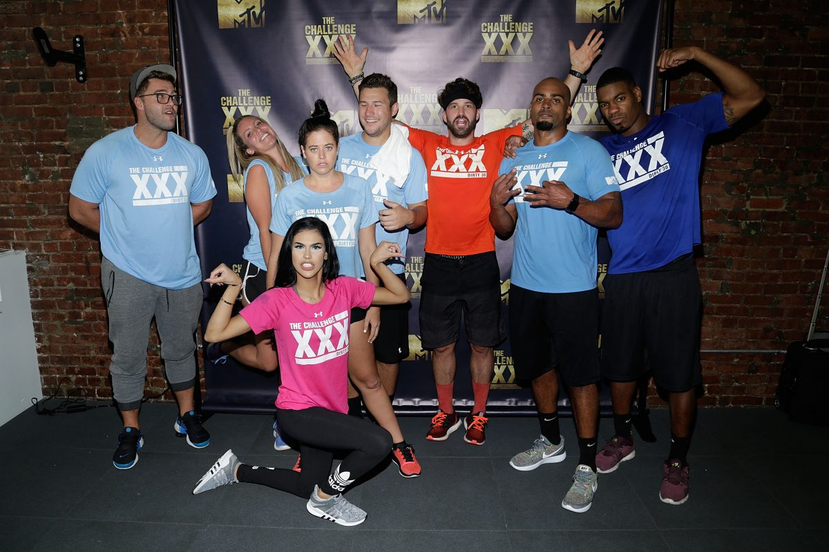"Chris ""CT"" Tamburello, Marie Roda, Nicole Ramos, Jemmye Carroll, Devin Walker-Molaghan, Johnny ""Bananas"" Devenanzio, Darrell Taylor and Leroy Garrett will attend the XXX Challenge: Final Fan Experience"