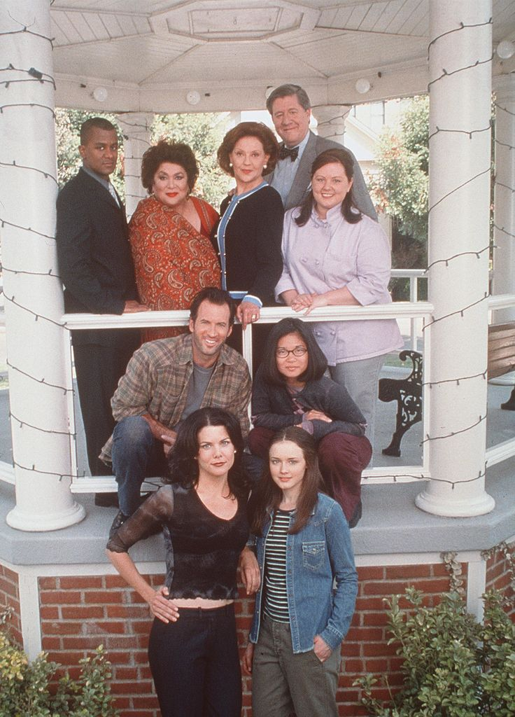 The team from Gilmore Girls