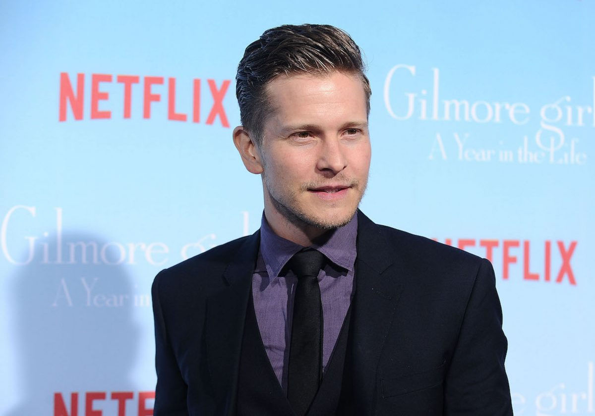Matt Czuchry attends the premiere of 'Gilmore Girls: A Year in the Life'  