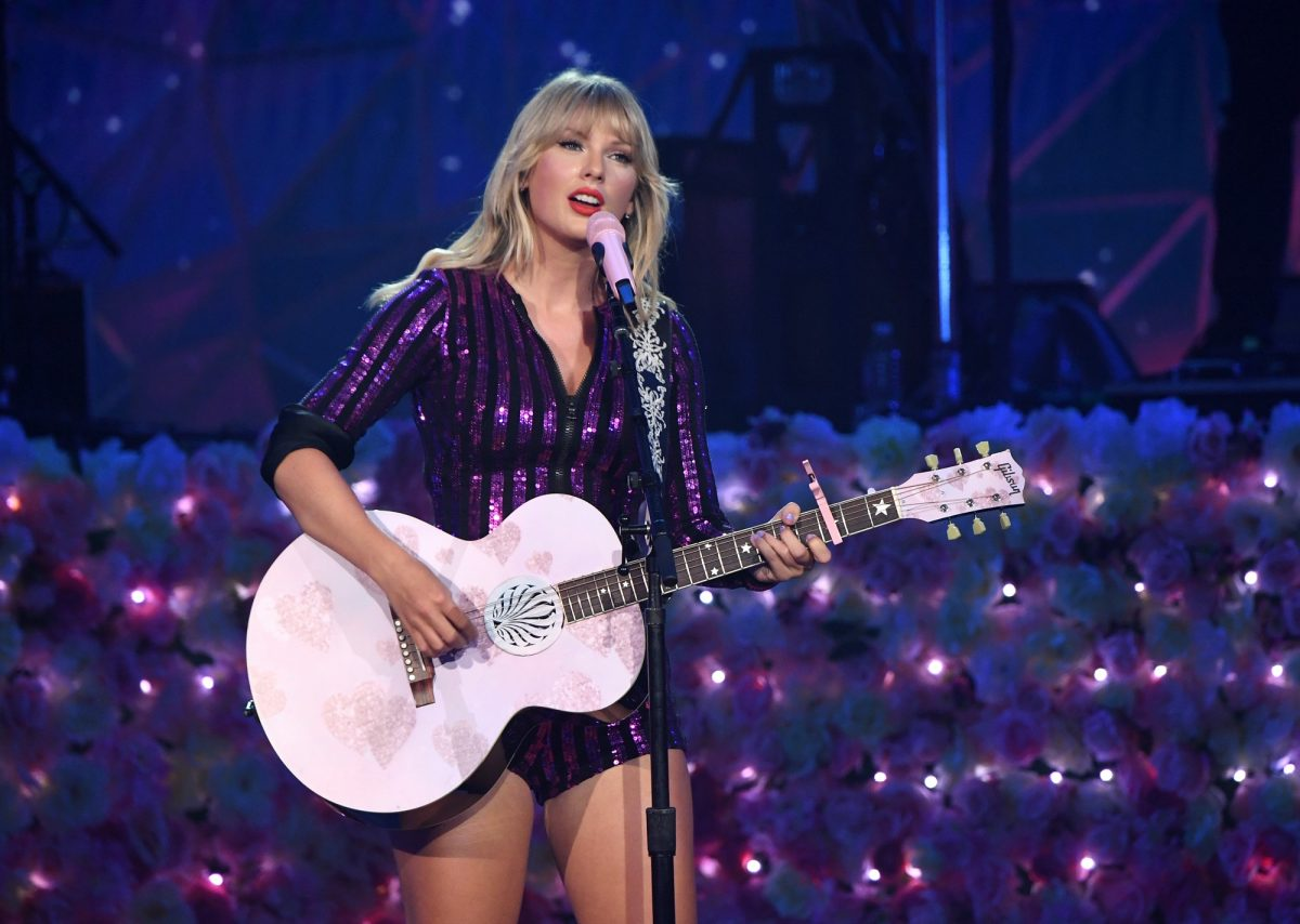 Taylor Swift will take to the stage at The Prime Day concert on July 10, 2019 in New York City.