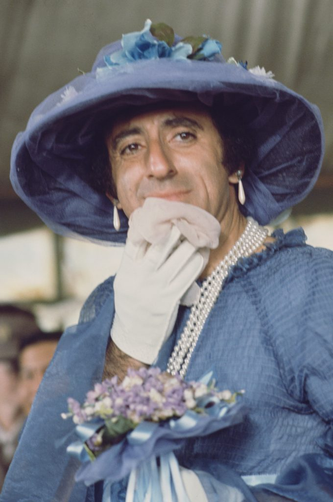 Jamie Farr as Max Klinger Incorporated in 'M * A * S * H', 1977