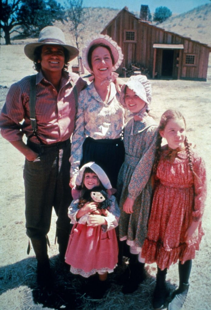 The Ingalls family