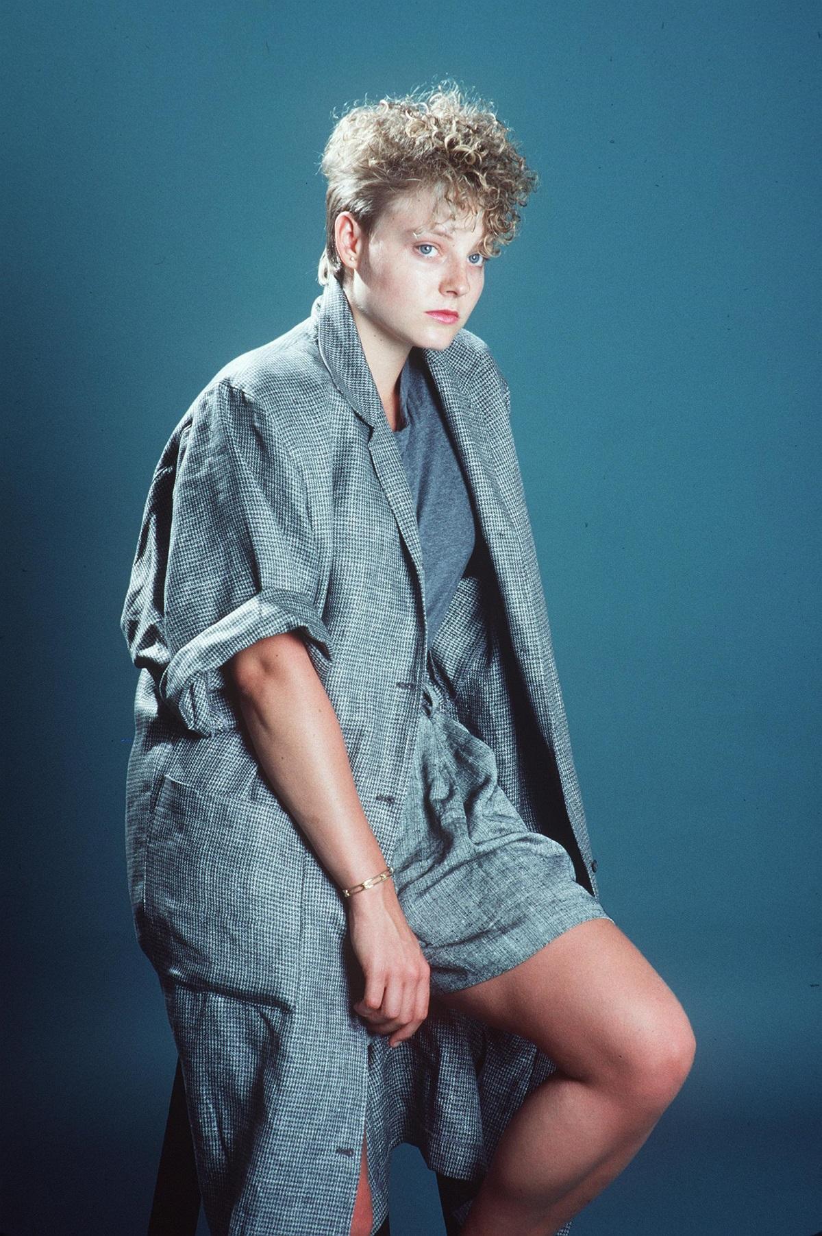 Jodie Foster in 1984