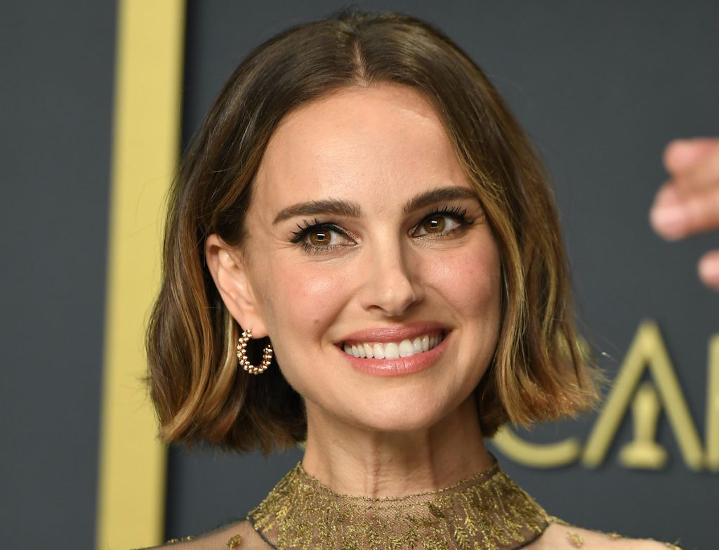 Natalie Portman at the 92nd Annual Academy Awards on February 09, 2020 |  Steve Granitz / WireImage