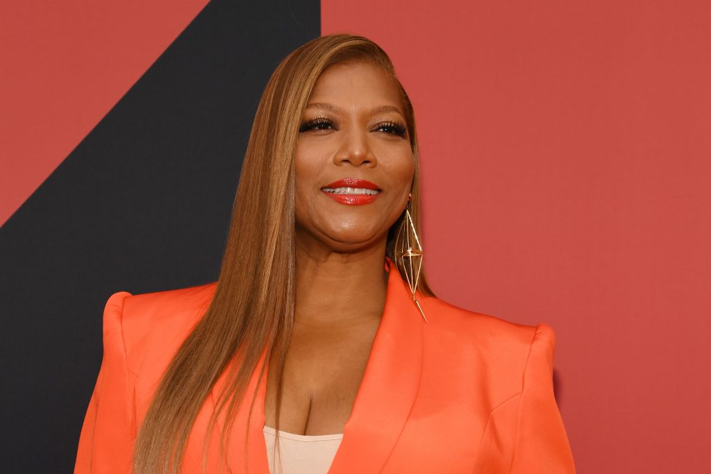 Queen Latifah |  Kevin Mazur / WireImage