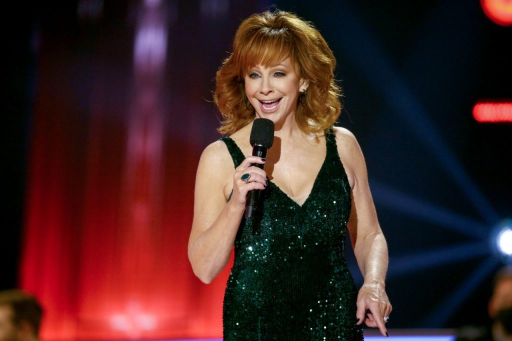 Reba McEntire |  Terry Wyatt / Getty Images for CMA