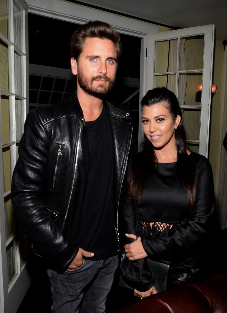 How Does Scott Disick Feel About Kourtney Kardashian's New ...
