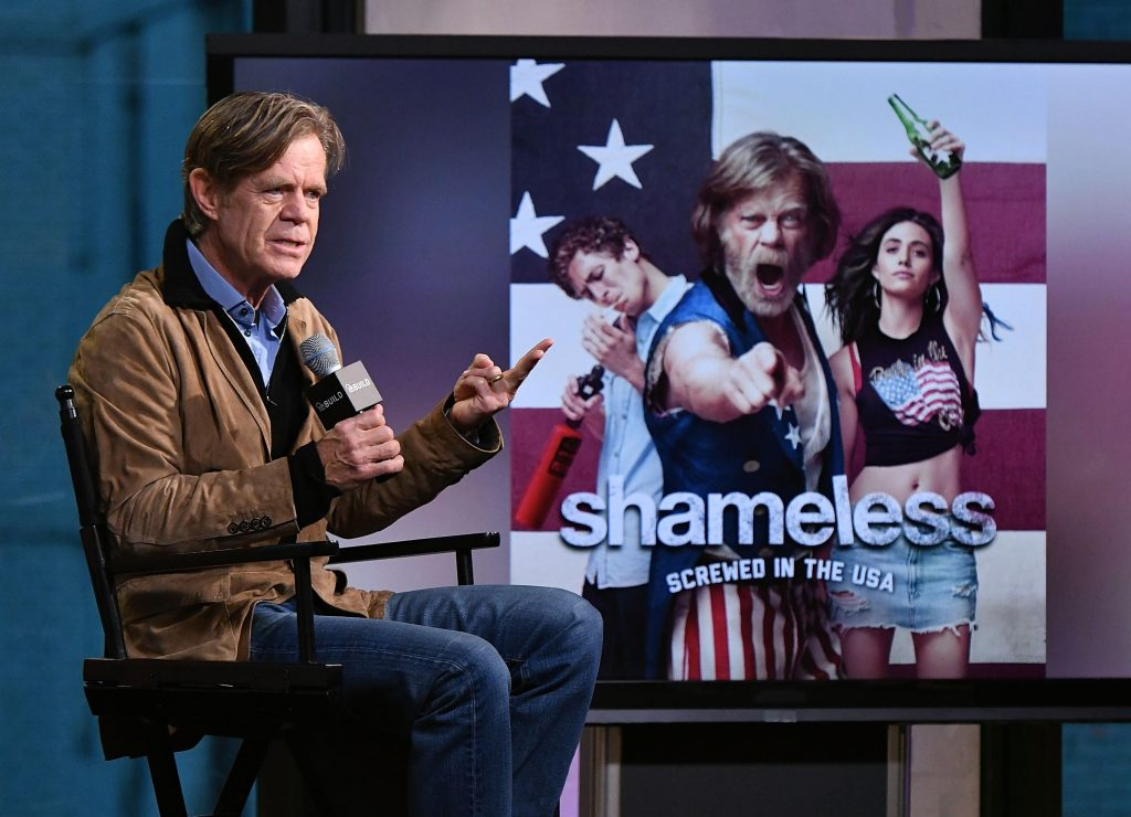 'Shameless' star William H. Macy