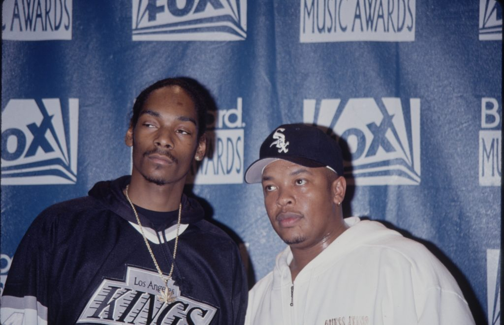 Snoop Dogg and Dr Dre |  LIFE photo collection through Getty Images