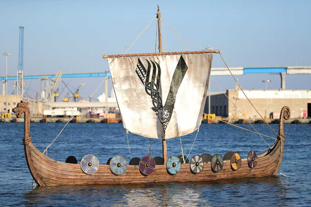 San Diego Comic-Con 'Viking' vessel