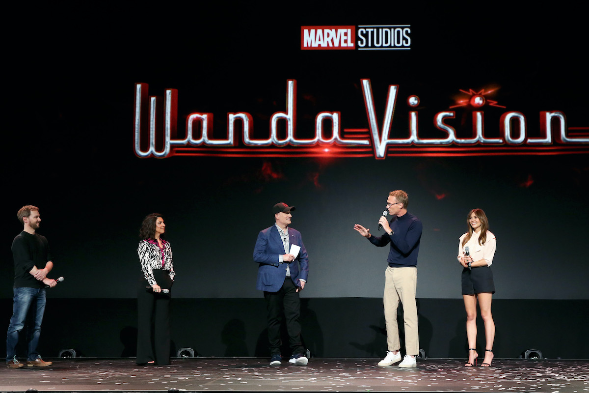 'WandaVision' at Disney's D23 Expo 2019