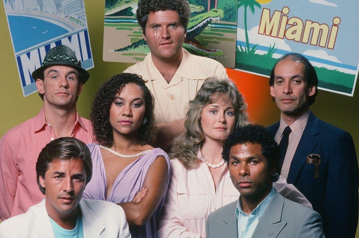 Miami Vice season 1 cast